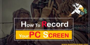 How To Record your PC screen