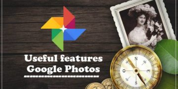 Google Photos useful features