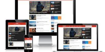 5 Fast Loading Blogger Templates
