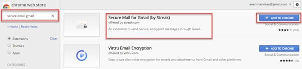 How To Send An Encrypted Email, Encryption