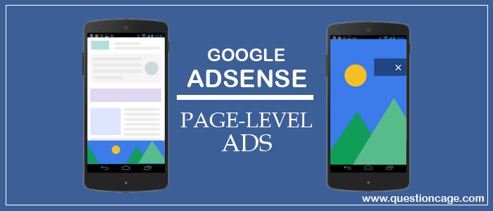 Setup Adsense Page Level Ads To Increase Adsense Earnings