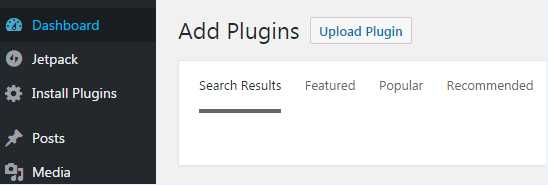 How to Install a plugin in WordPress