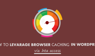 Leverage Browser Caching in wordpress via hta access