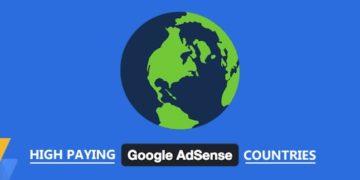 High CPC Adsense countries