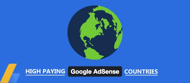 High CPC Adsense countries