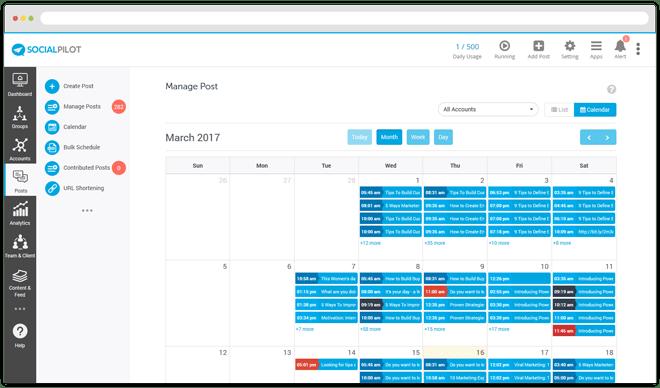 calendar-manage-post-social pilot