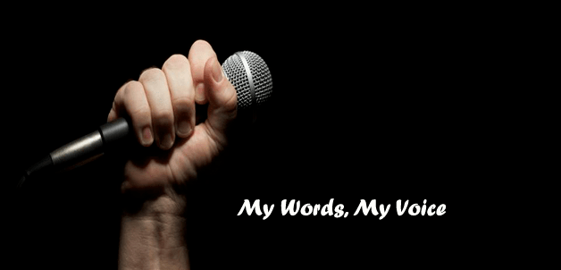 My Words My Voice