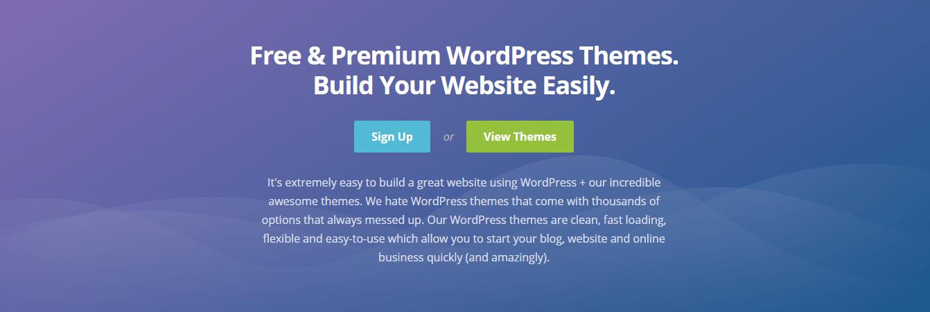 Happy Themes WorPress Themes