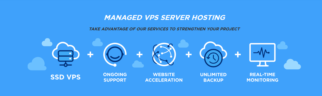 managed vps hostiserver