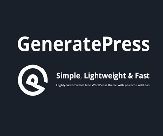 GeneratePress-Theme
