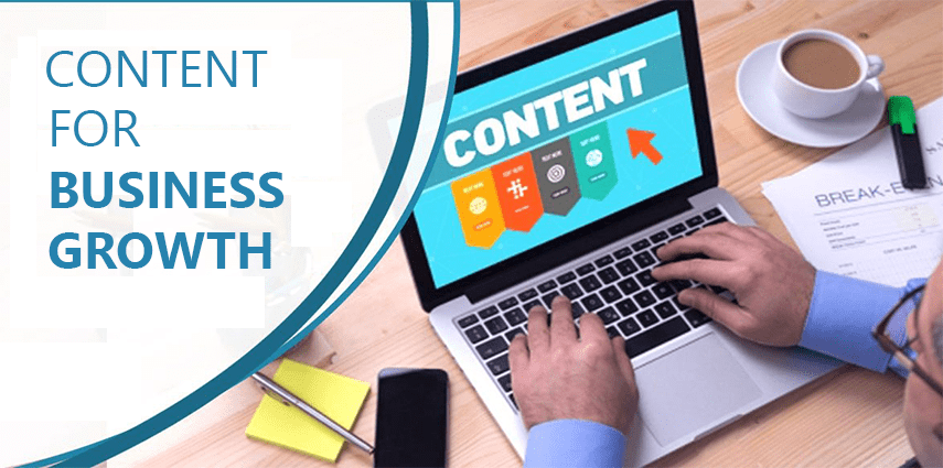 content for business growth