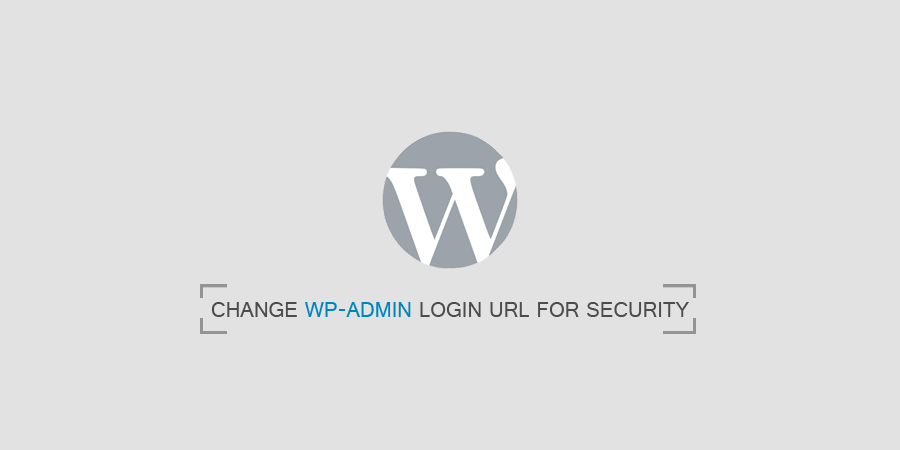 Change WordPress Admin Login URL