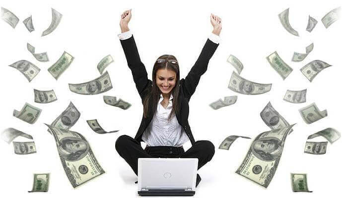 Make money with online Affiliate programs